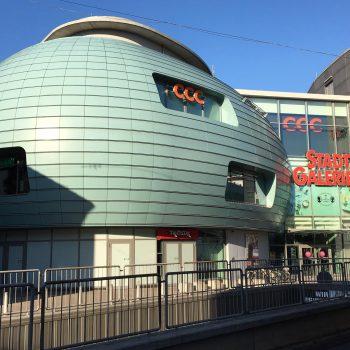 Kaufhausfassade